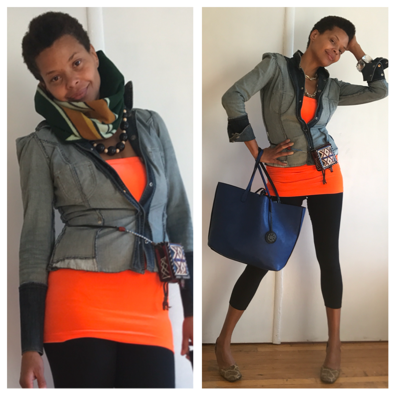 Naturally Fashionable- Mix & Match Pieces From Your Closet For Fun Fall Looks!
