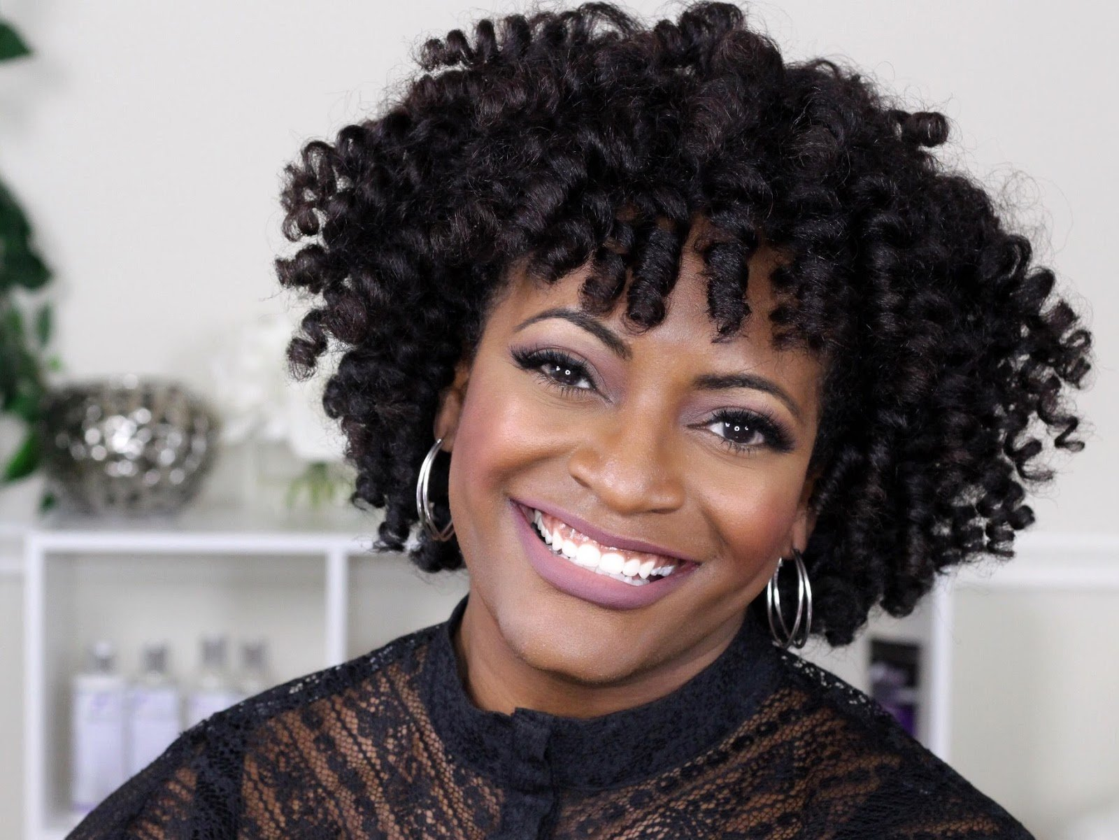 The New 5-Minute Reviving Mask- Perm Rod Set