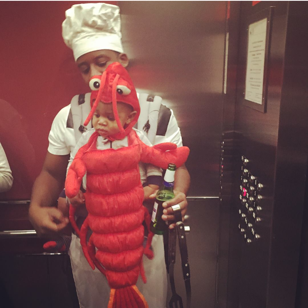 Boogie and the Surly Ass Lobster