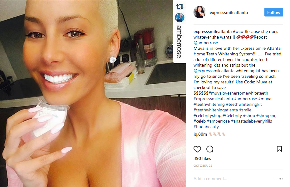 This Mom Started A Teeth Whitening Business Out Of Her Kitchen And Made Millions