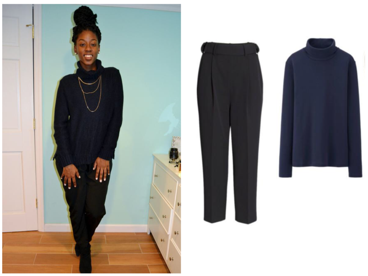 Stylish Thanksgiving Outfits That Let You Comfortably Eat Everything In Sight