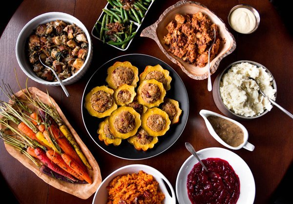 12 Mouth-Watering Vegan Recipes You Need This Thanksgiving