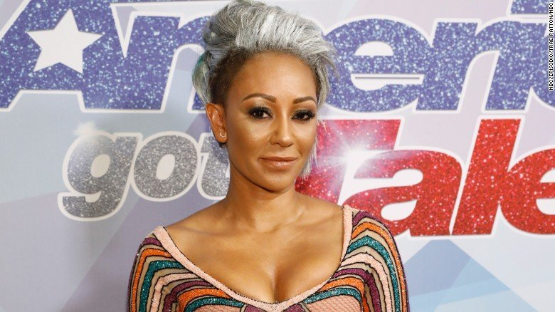 Ever Regret A Tattoo? Mel B. Did Something About Hers In A Symbolic Move