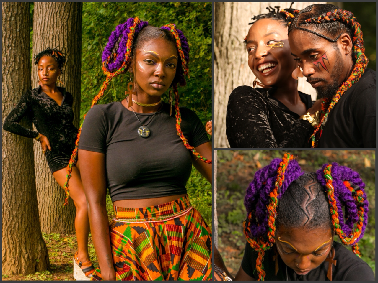 Naturally Glam Is Keeping Up With Innovative Hairstylist KeKe!