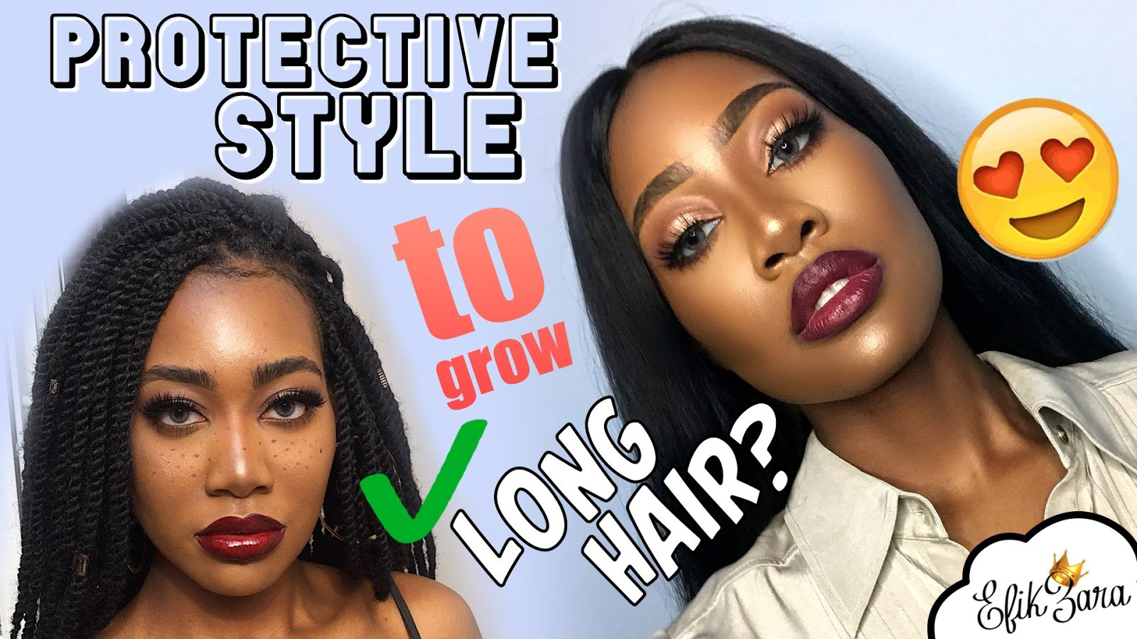 Zara On Why She Loves Protective Styling