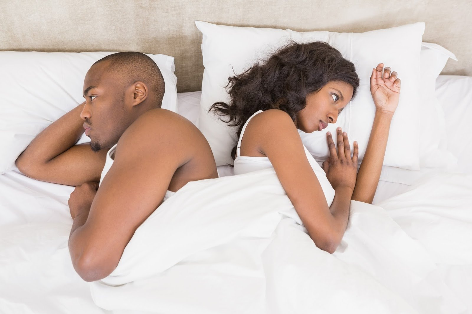 Does Going To Bed Angry Ruin Your Relationship?