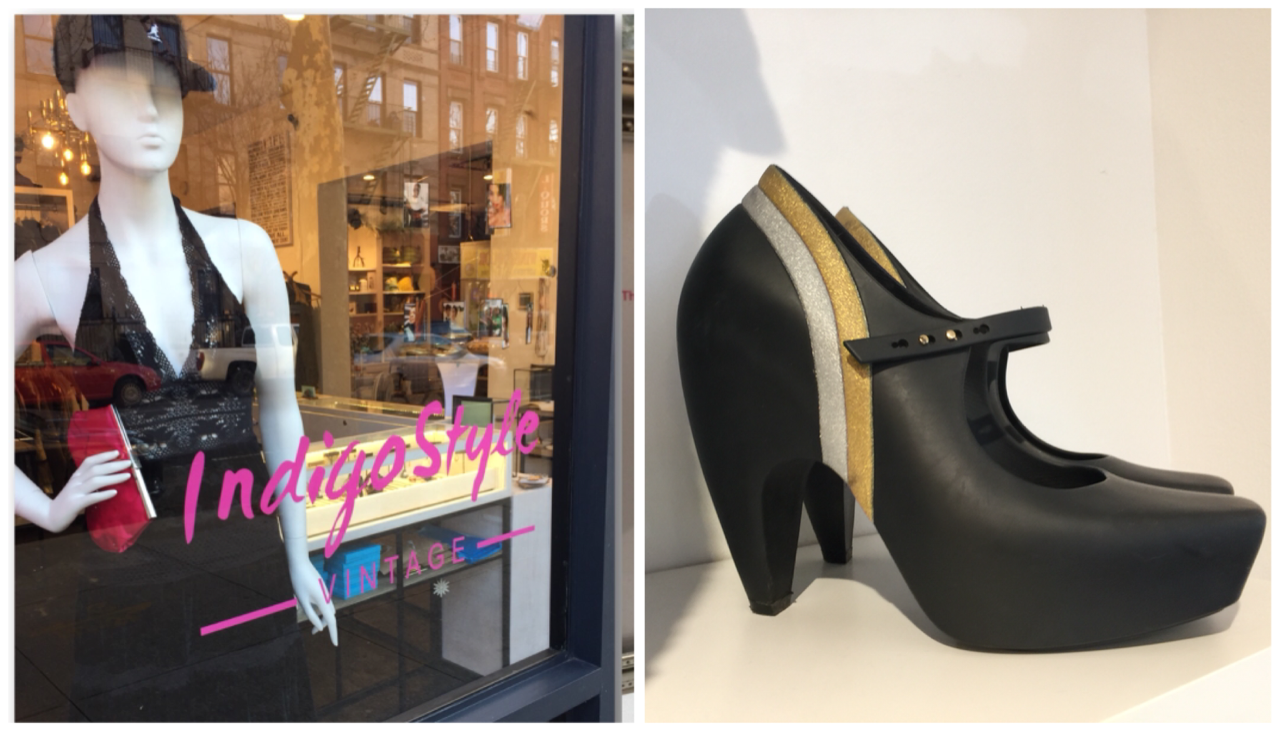 Holiday Shopping Inspiration From IndigoStyle Vintage, Brooklyn