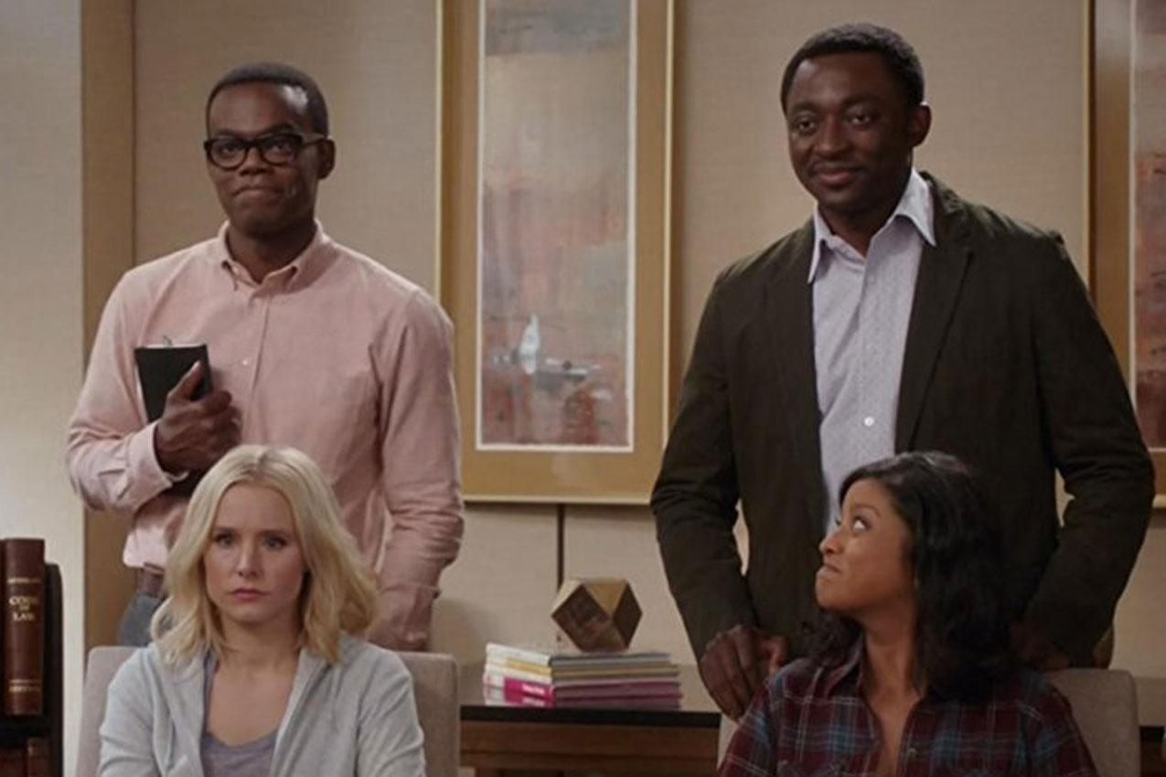 Taking A Stand: 'The Good Place' Actor Reveals He's DACA