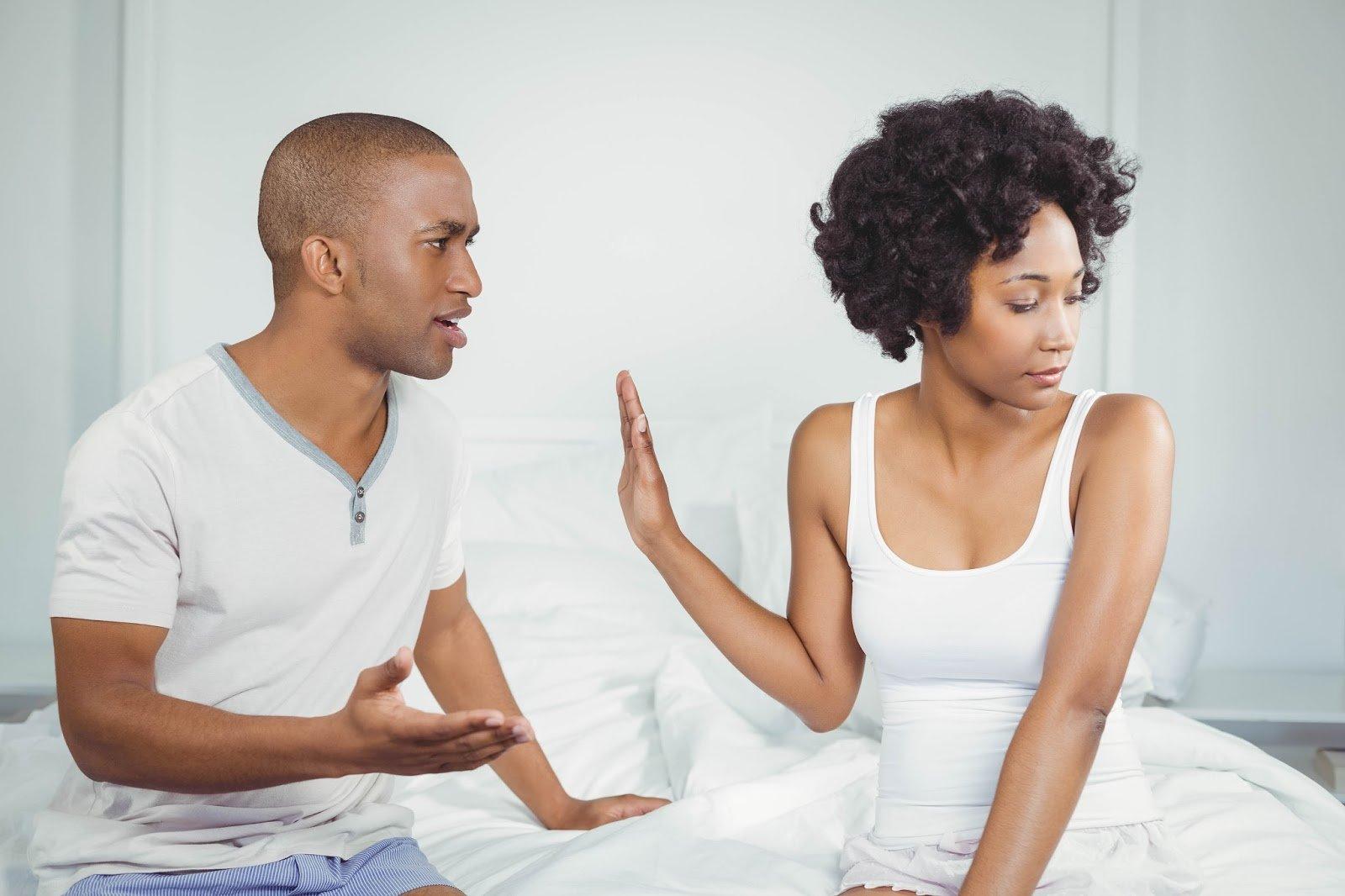 Do Men Feel Entitled To Sex?