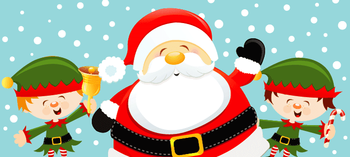 Santa Don't Have Brown Elves: Normalizing Color For Kids Around The Holidays