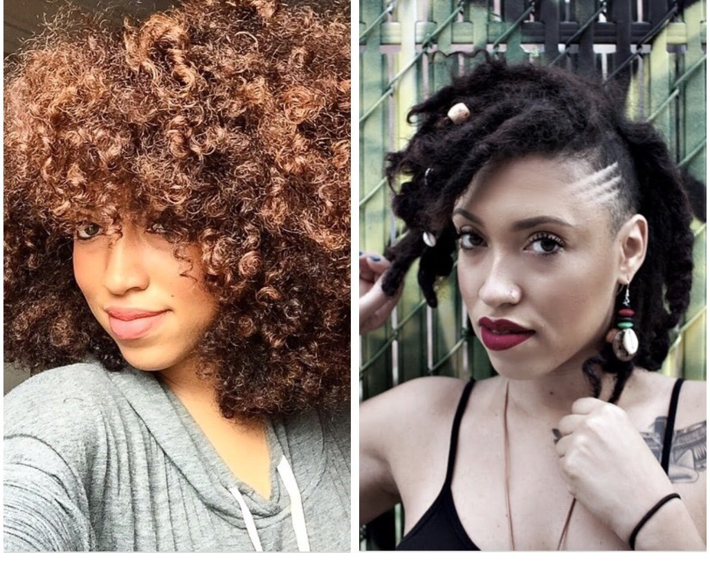 Are Locs With Relaxed Edges A New Trend?