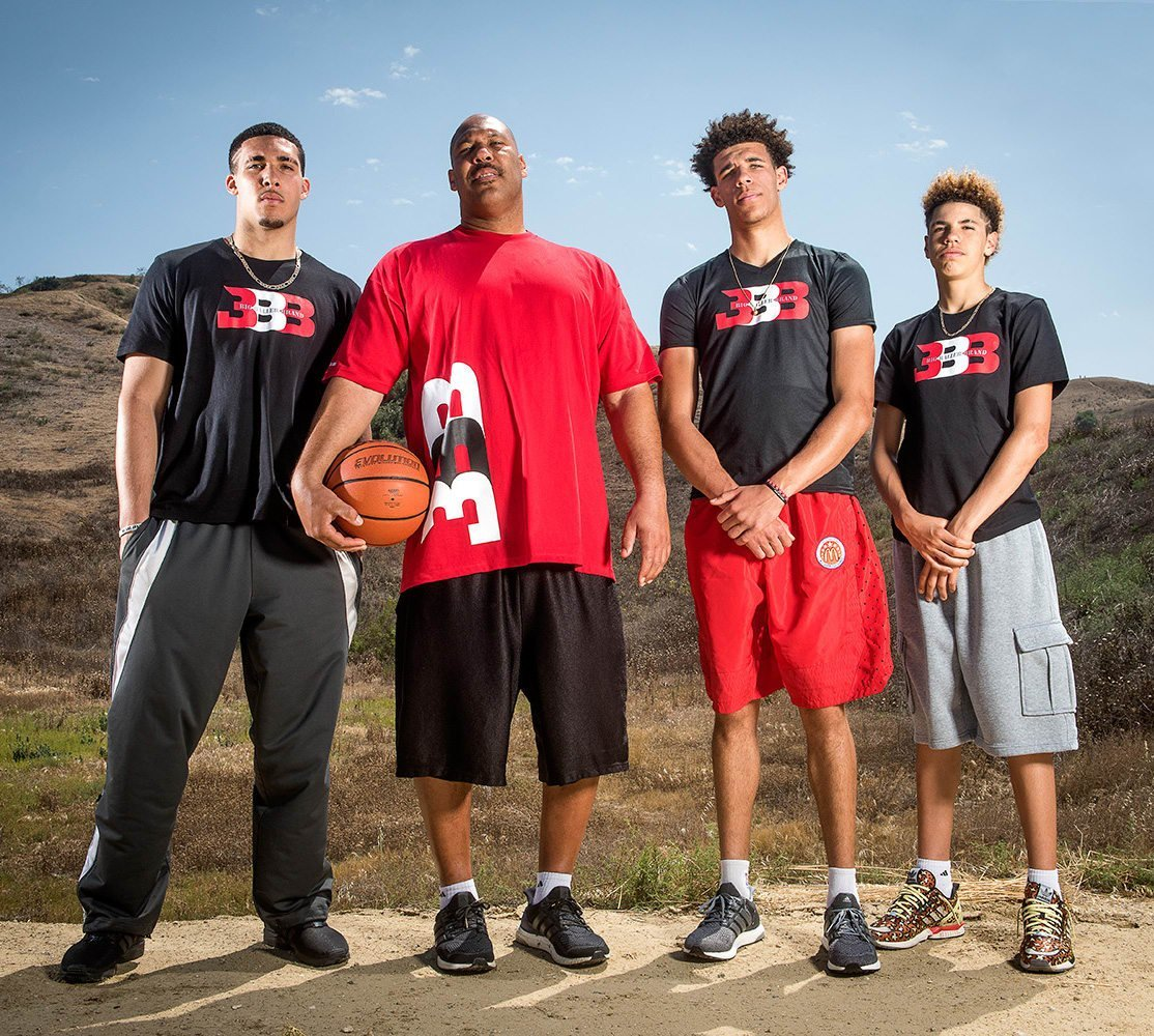 Is LaVar Ball the GOAT Dad or Pimping His Kids for His Own Fame?