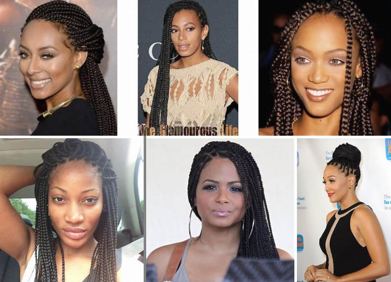 5 YouTube Videos That Will Inspire You to Do Your Own Box Braids