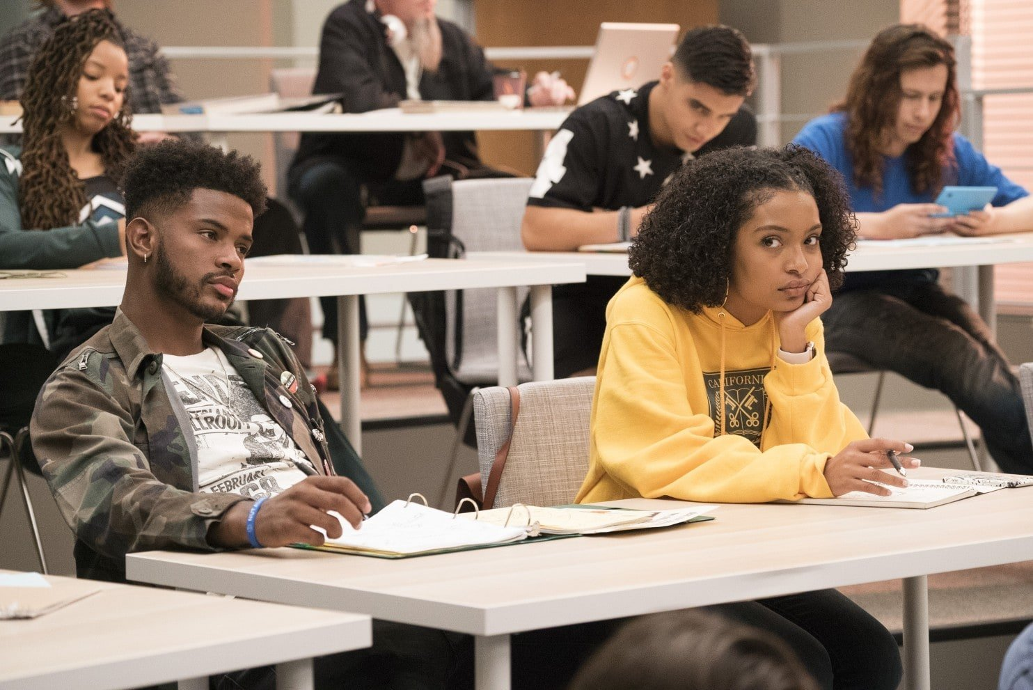 Grown-ish Gives Us the Real on Millennial College Life