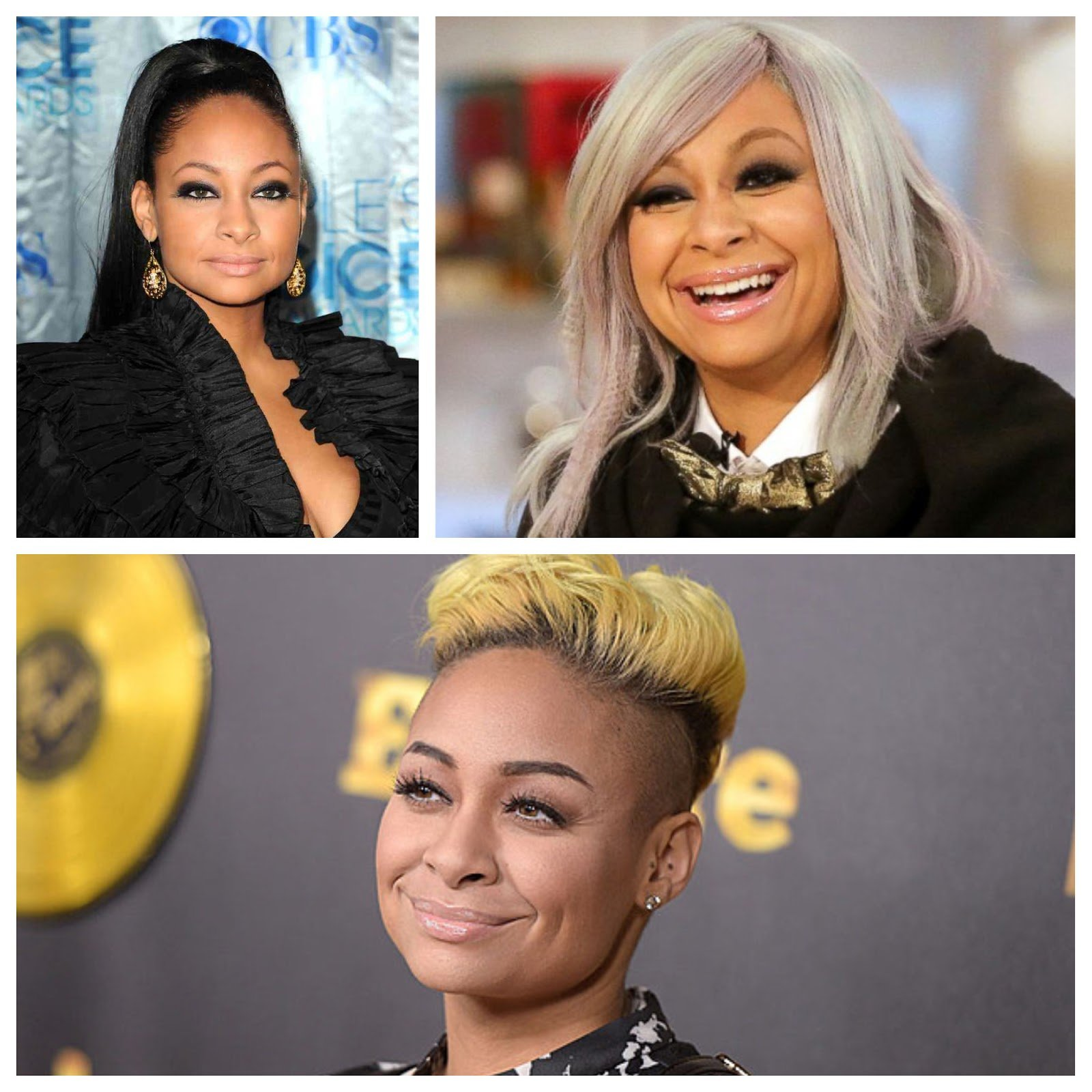 Raven-Symoné On Wigs, Weaves And Why You Won't Be Seeing Her Natural Curls