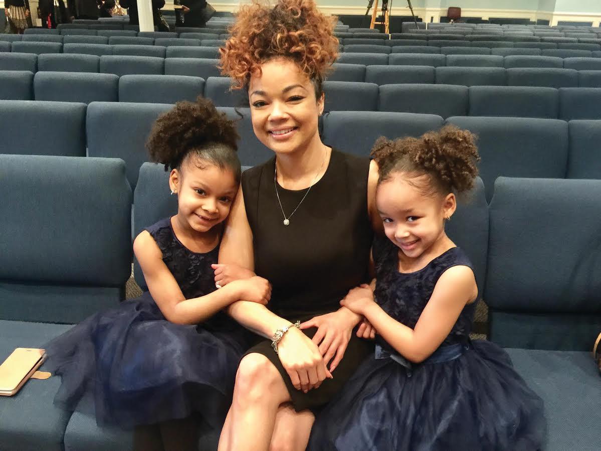 Viral Sisters Dani + Dannah & Mom on God, Success, Natural Hair, and More!