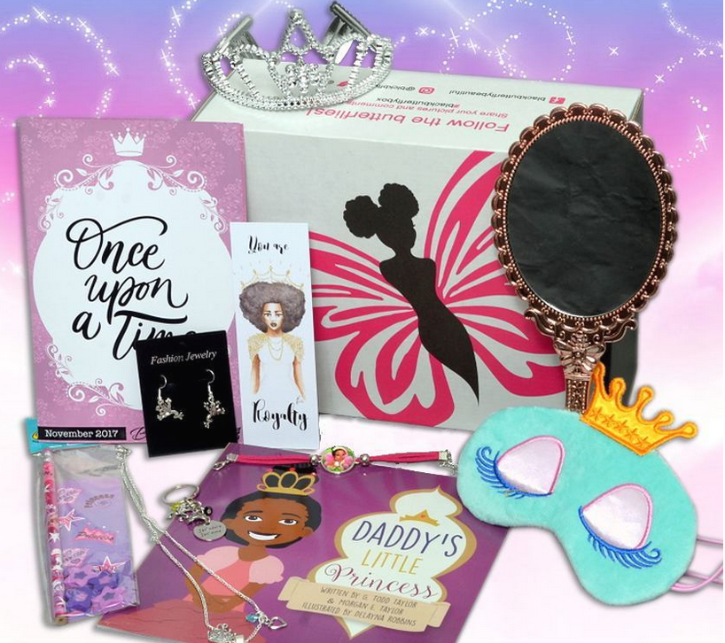 This Teen's Subscription Box is Boosting Self-esteem in Young Black Girls!