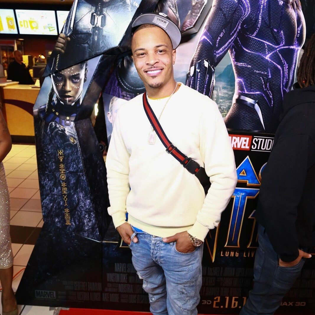 T.I. & Walmart Give Away Black Panther Tickets in ATL & It Was Lit!