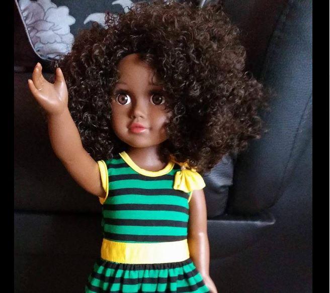 A Jamaican Patois Speaking Doll? Yah Man!