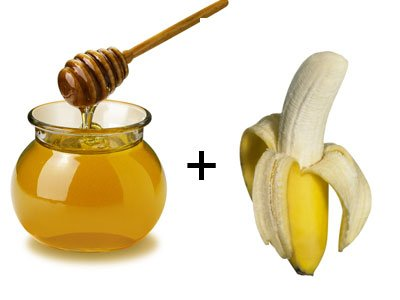 Spoil Your Hair With This Deep Conditioning Banana & Honey Hair Smoothie!