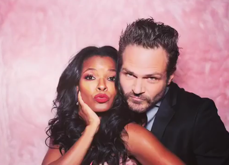 See What Fun Thing Lethal Weapon Actress Keesha Sharp Does With Hubby On The Side!