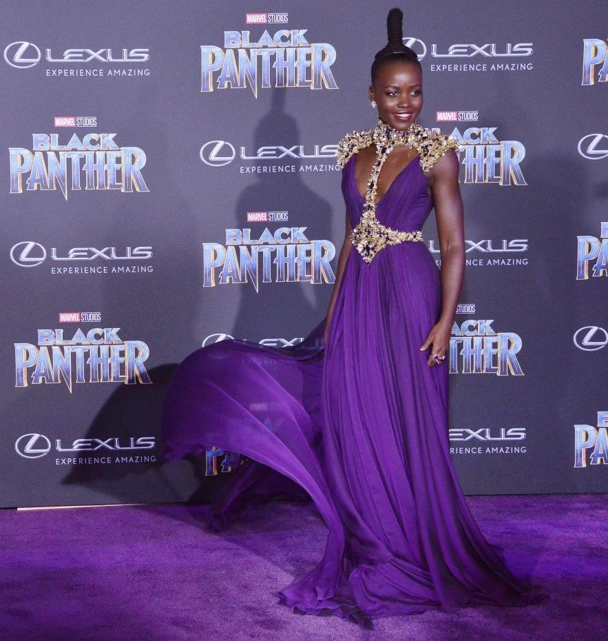 The Fashioning: Your 5 Min. Recap of the Black Panther Premiere & More!