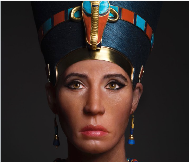 Who dis? The Today Show Wants You To Believe It's The True Face Of Queen Nefertiti