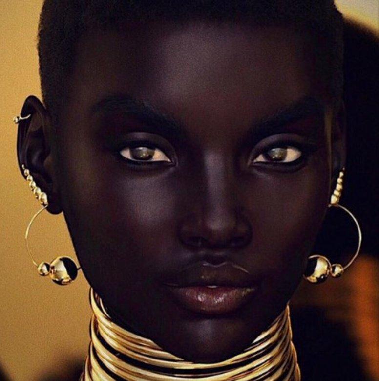 White British Photographer Suffers Backlash For Creating Dark-Skinned Digital Model Named Shudu