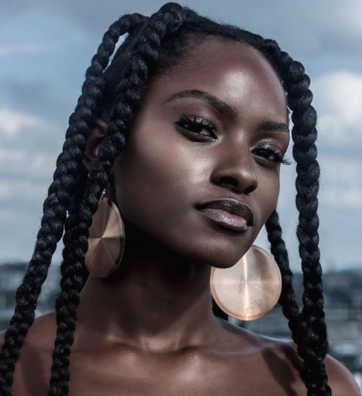 Serial Networker Claire Ateku is Slaaying the Naturally Glam Game!
