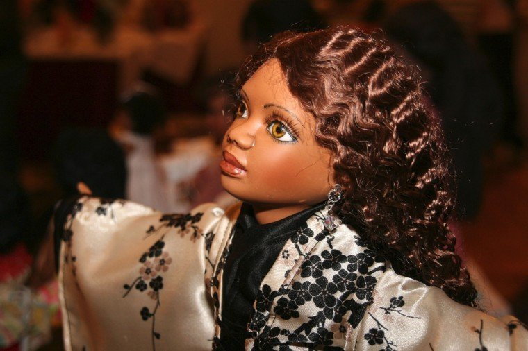 Women's History Month: 3 Sisters Created the Largest Black Doll Museum in the World