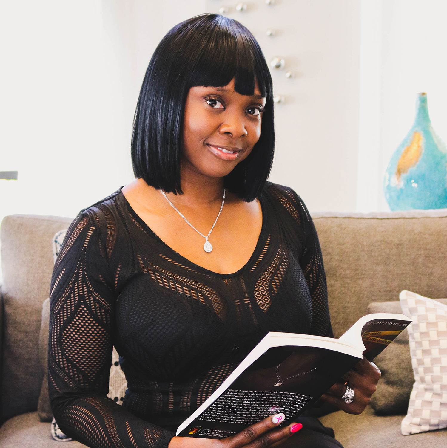 This Formerly Incarcerated Author/Publisher is Helping Other Imprisoned Women Tell Their Stories
