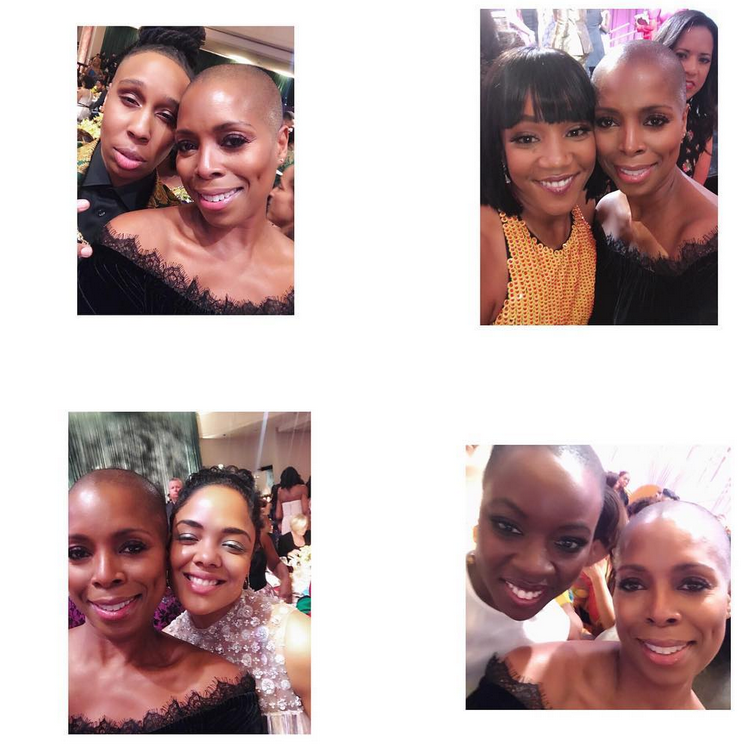 7 Must-See Moments from the Essence Black Women in Hollywood Awards Luncheon!