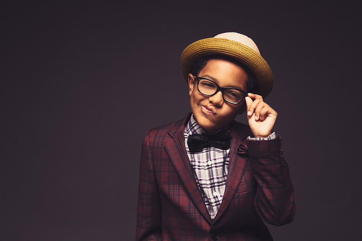 Photography Duo Strike 6-Figure Book Deal to Capture the Beauty of Children of Color