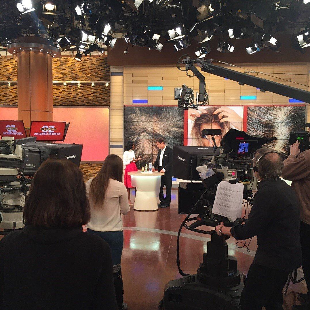 Tune in to Catch Me on Dr. OZ Today!