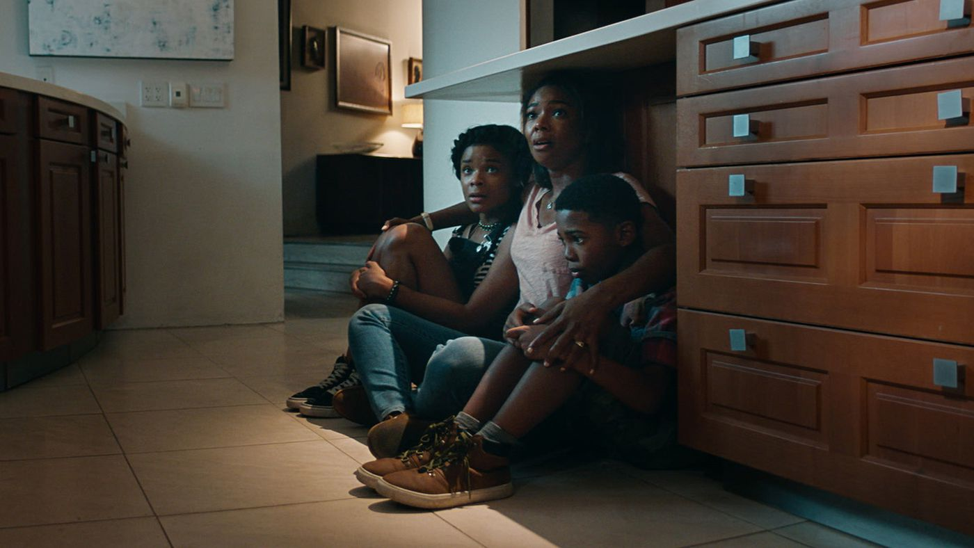 Tell It Tuesday: Gabrielle Union's 'Breaking In' Will Have You Giving It Up to Mom.