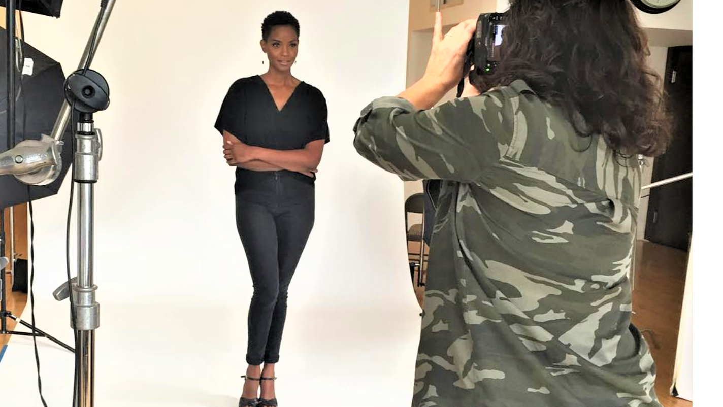 This is 50! Model Tomiko Fraser Hines is Killing the Game