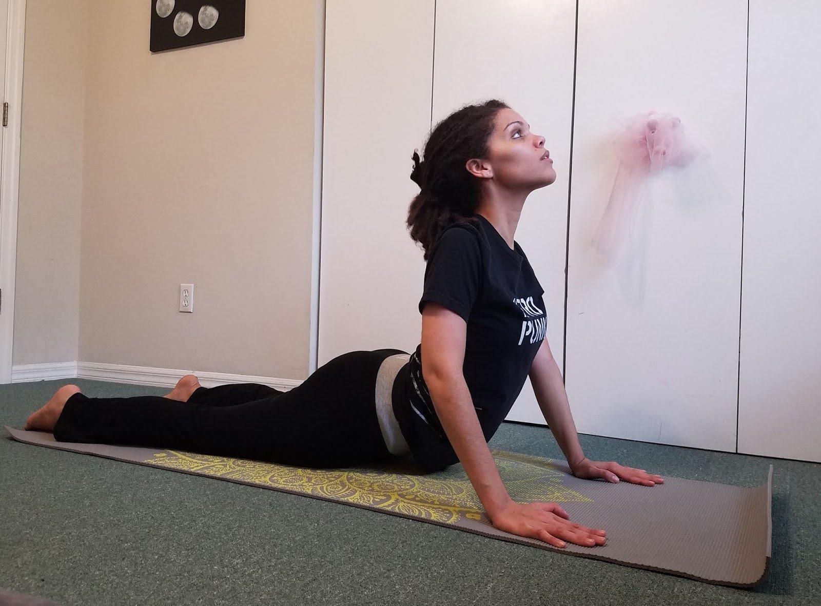 Black Women, Here's Why We Gotta Do More Yoga!