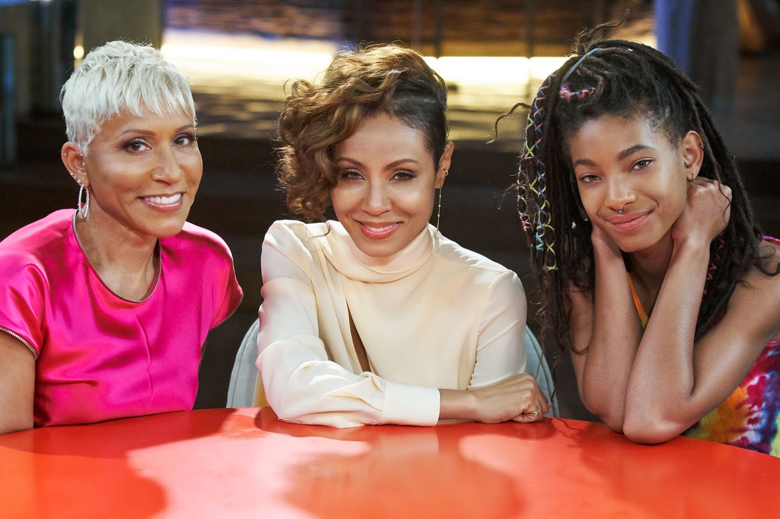Tell It Tuesday: The Lesson in Jada Pinkett Smith's 'Red Table Talk'
