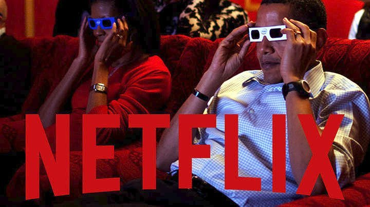 Get Ready to Netflix & Chill With New Content Producers Barack & Michelle Obama