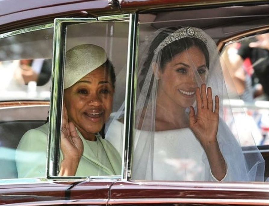 The 6 Most 'Colorful' Moments from the Royal Wedding