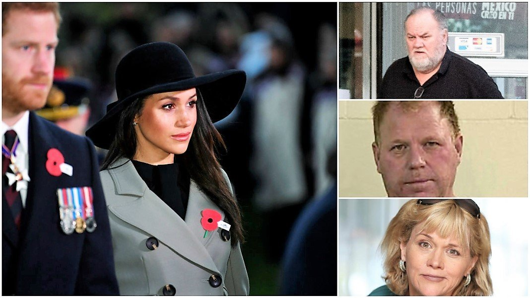 Thank God, It's Meghan Markle's White Side Of The Family Acting Up & Not Us