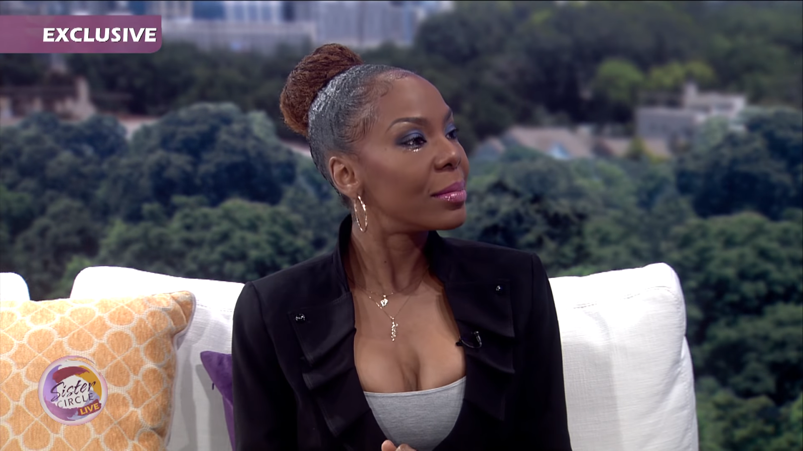 In Tearful Interview, R. Kelly's Ex-Wife Finally Speaks About Her Own Years of Abuse With the Singer