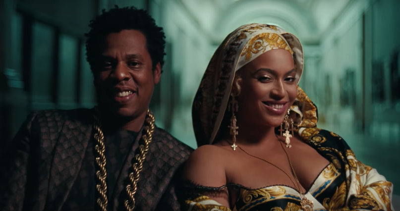 Tell It Tuesday: Jay, Bey & the POWER OF FORGIVENESS