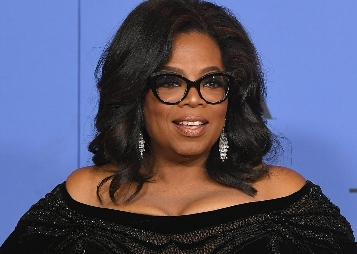 Oprah is the 1 Billion Dollar Woman After Signing Monster Programming Deal With Apple