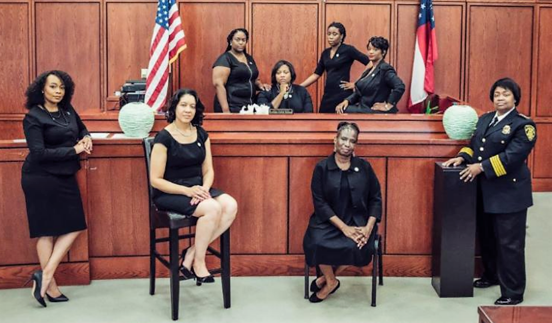 Black Women Run the Entire Justice System in this Georgia Town. And it Just Gets Better.
