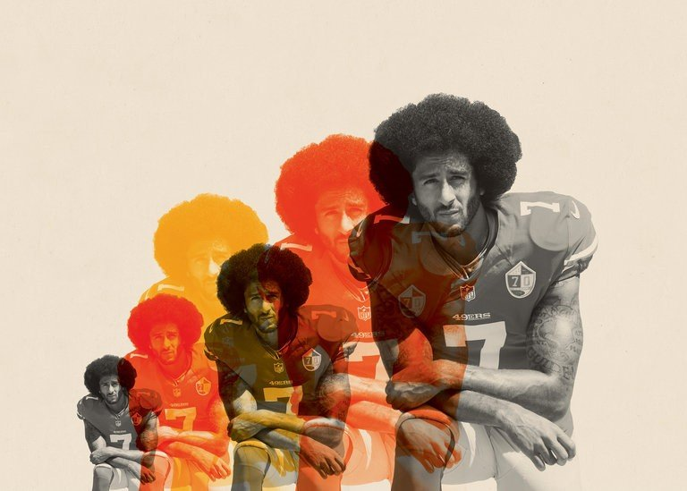Tell It Tuesday: How Football Led Kaepernick to a Higher Calling