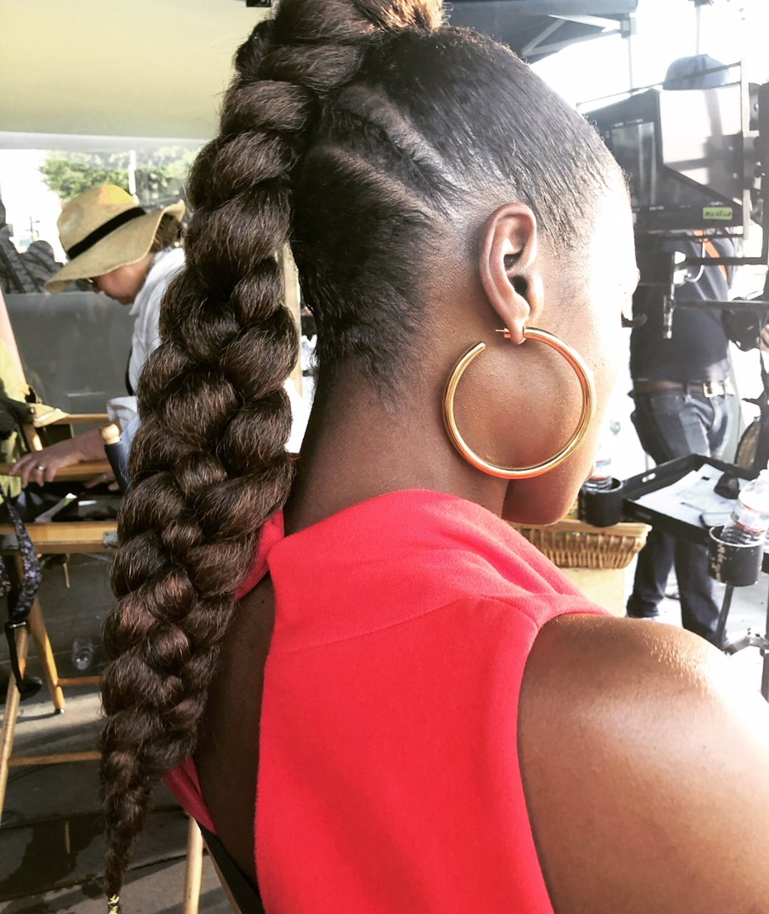10 Go Big or Go Home Natural Hairstyles for Summer