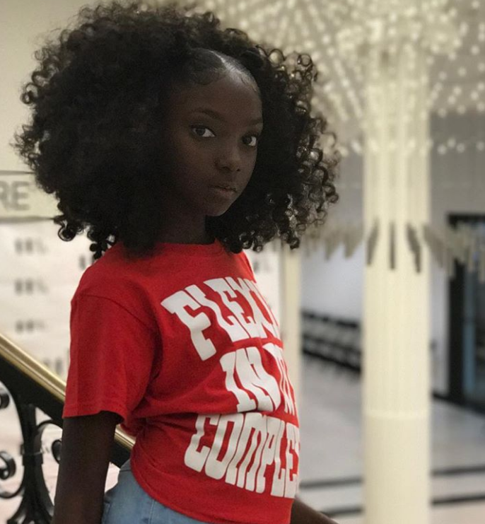 From Bullied to Youngest Fashion Week Designer. 11-Year-Old Kheris Rogers is Flexin' in Her Complexion