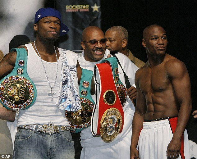 50 And Floyd: When Two Petty Personalities Split