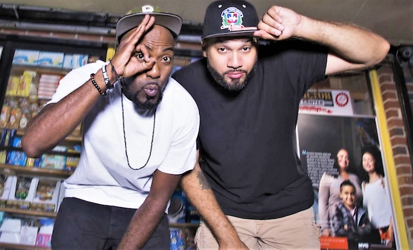Laugh Your Ass Off with Desus & Mero of the Hilarious Podcast 'Bodega Boys'